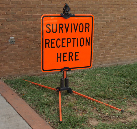 2012 Survivor Reception