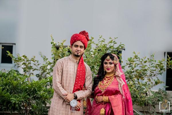 Sammam & Rifat Wedding Photo