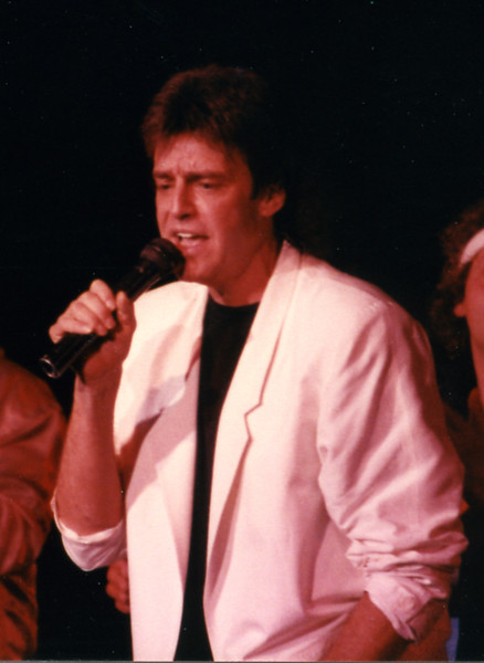 Mark Lindsay of Paul Revere & The Raiders