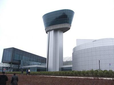 New Smithsonian Avaiation Museum