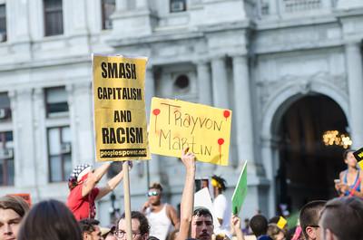 DNC 2016 Protests - Philadelphia