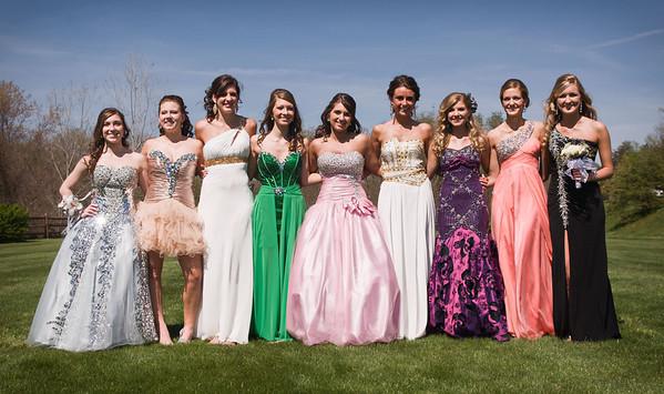 FRHS Prom April 2012