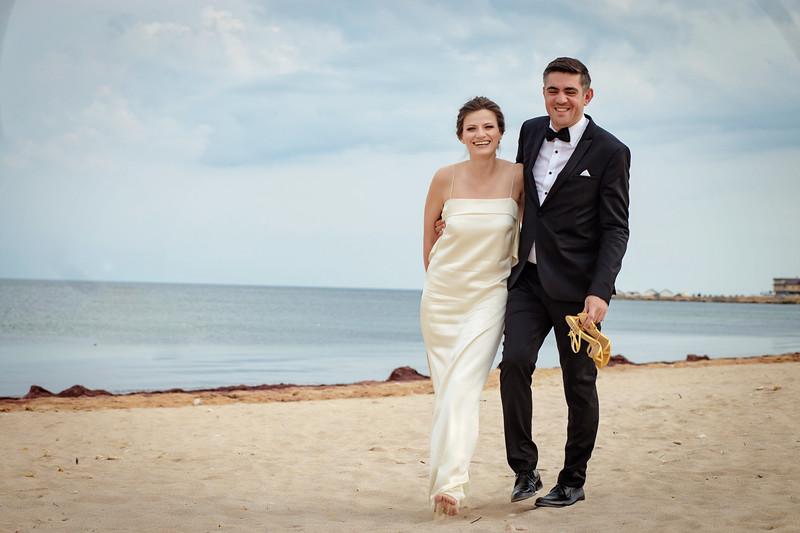 Nunta de poveste la malul marii!
