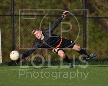 Wren at BHP Boys Soccer 3-21-16