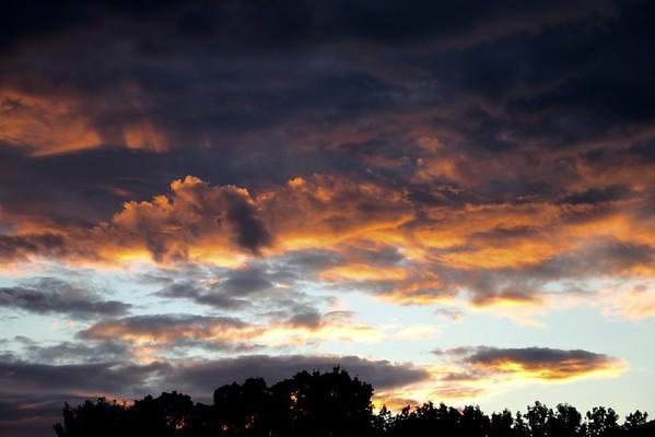 Evening Sky 07/24/15