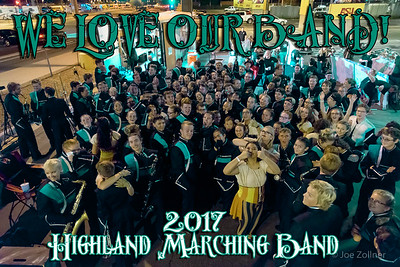 Highland Bands YouTube Channel