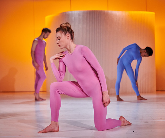 Merce Cunningham Centennial Dylan Crossman x Works and Process