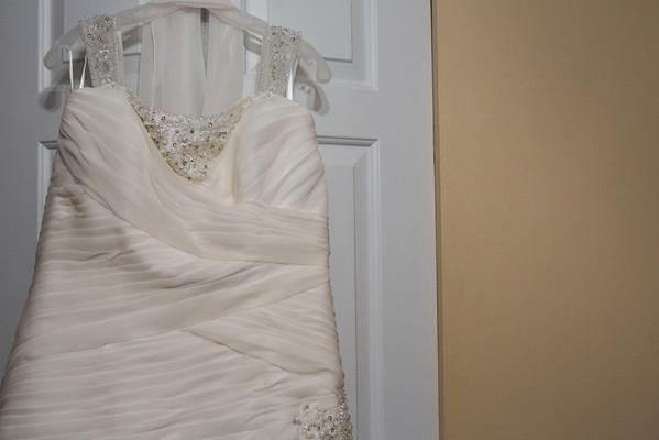 Joe and Kelly Wedding - Preparation