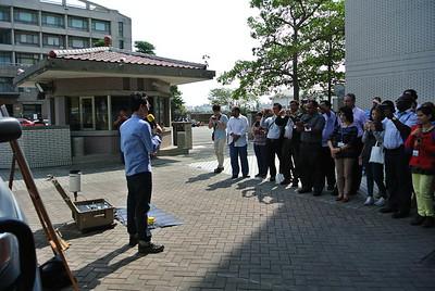 20141027 國際土地政策研究訓練中心「土地政策與永續鄉村發展」研討班參訪