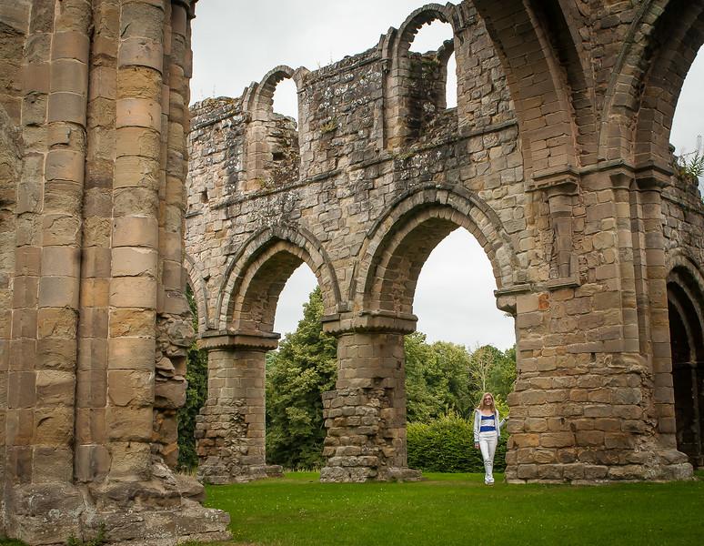 Buidwas Abbey