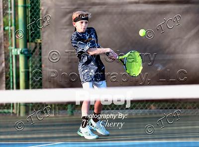 2018 - Men's Tennis