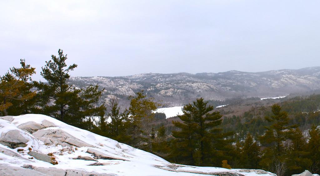 Ontario Winter Hikes - Killarney Provincial Park