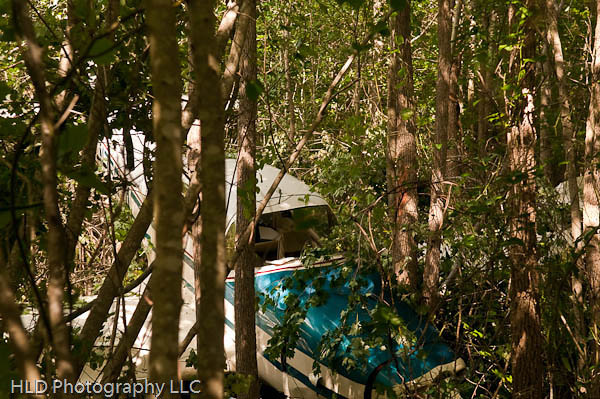 Newspaper Photos- Red Oak Plane Crash 6/23/11