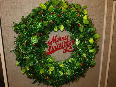 JPMChase -JC3 team Christmas decorations 2010
