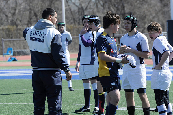 Rugby v Belmont B Side 2012
