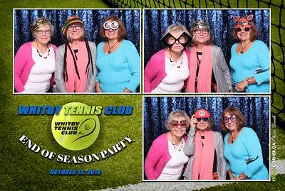 Whitby Tennis Club - 10-13-2018