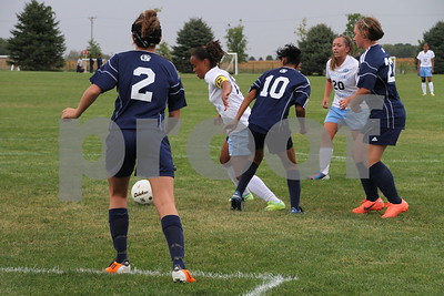 Scott CC @ ICCC Womens soccer