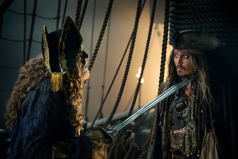 Review: PIRATES OF THE CARIBBEAN: DEAD MEN TELL NO TALES is worth another voyage at sea