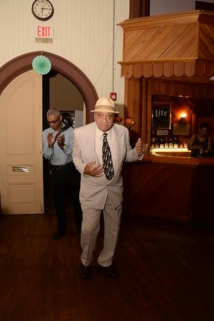 Butch Silva's 85th