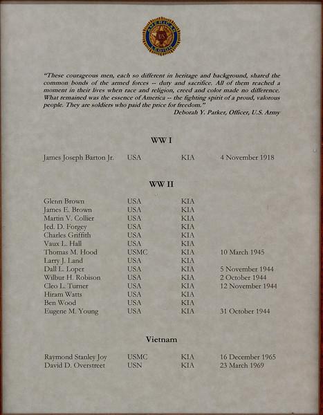 Veterans Day  11-11-2010