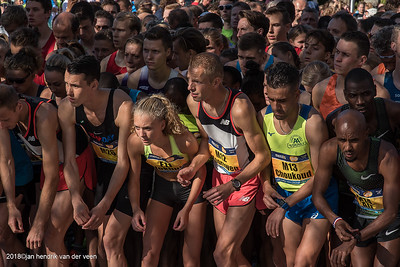 Sport-Lopen-4 mijl Groningen 2018