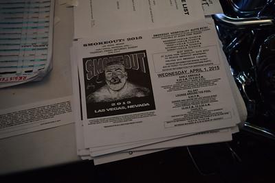 Las Vegas Smokeout 2015
