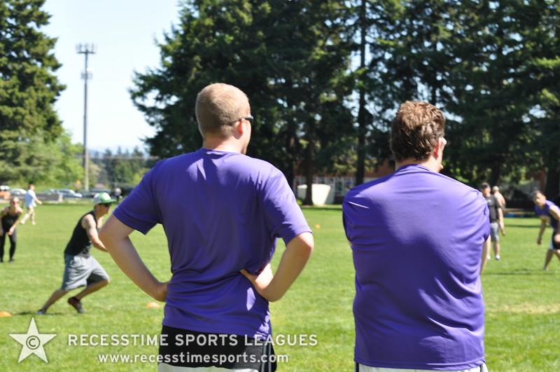 Recesstime Sports Leagues Portland Kickball Spring 2013 Dodgeball Bowling Ping Pong Mushball - 170