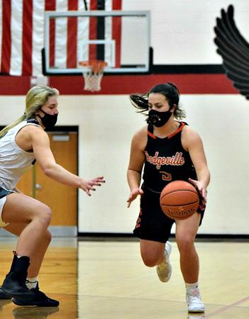 Dodgeville @ River Valley Girls Basketball 1-29-21