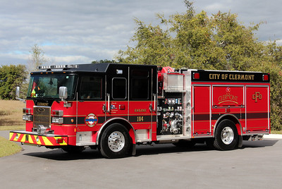 Clermont Fire Dept