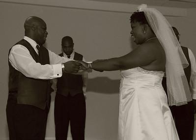 Maria & Tony Wedding Reception