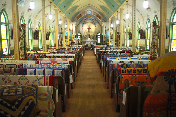 2018 St. Mary's Quilt Show