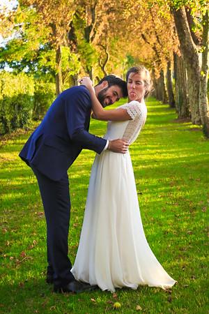 Alix and Yann's Wedding