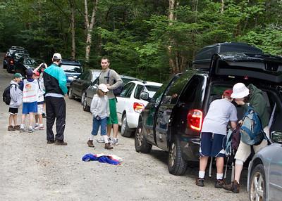 Mount Moosilauke - Tuesday, August 12, 2008