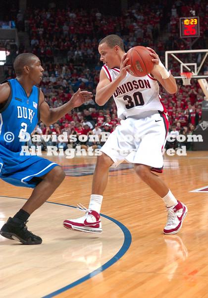 Men's Basketball 2007-08