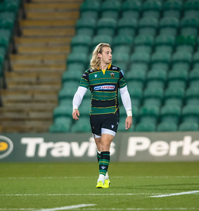 Northampton Saints vs Gloucester United, Premiership Rugby Shield, Franklin's Gardens, 16 December 2019