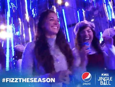 12.7.2018 - Pepsi - iHR Jingle Ball, NY