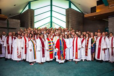 Grand Canyon Synod Bishop Installation