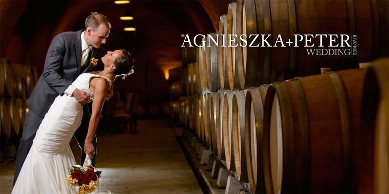 Agnieszka and Peter