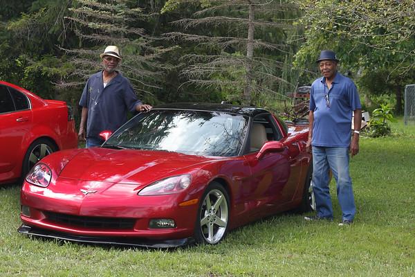 Leak & Friends Backyard Car Show