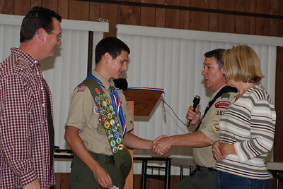 Court of Honor-  Sep 13