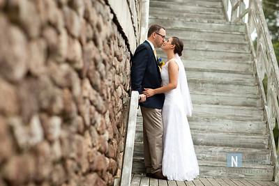 Erin + Matt's Wedding :: Rocky Neck State Park :: Niantic, CT