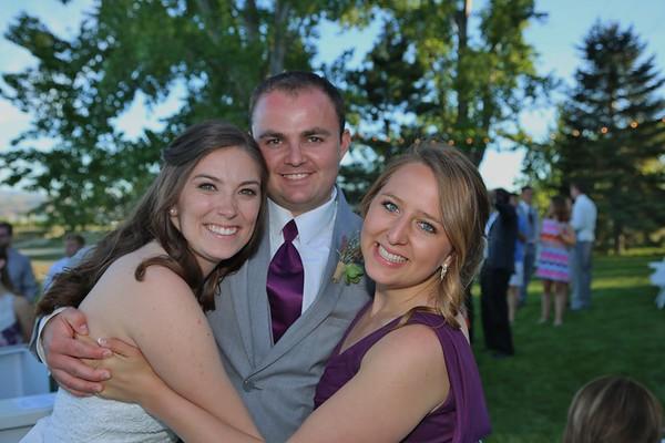 Simmons Wedding - Fox Canyon Vineyards