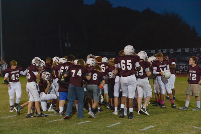 7th and 8th Grade Dragon Football