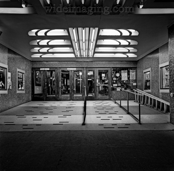 The New Balboa Theater, December 30, 2010.