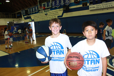 SM Youth Summer Basketball Academy