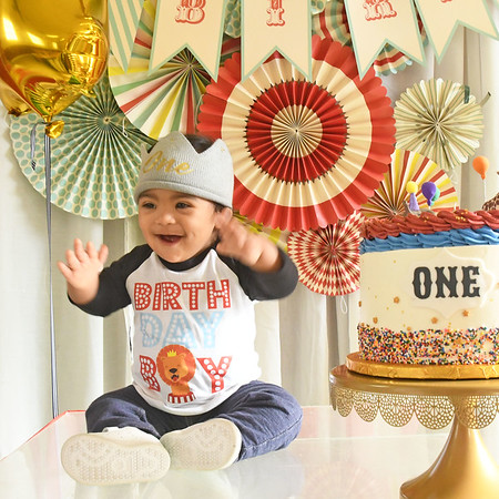 Landon Sterling's First Birthday Party
