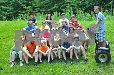 July 23rd/24th/25th - CAMP GROUP PHOTOS