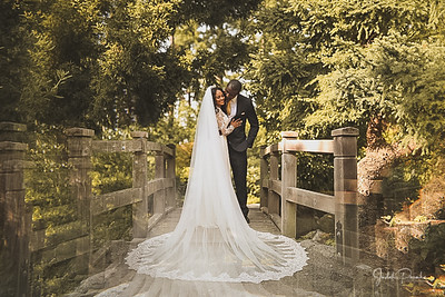 Stasia & Kingsley | RCCG Wedding, Gorge Park - Victoria BC