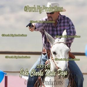 2016 Jake Clarks Mule Days Celebration and Sale,