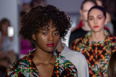 I was invited by Canon to shoot the London Fashion Weekend, uk